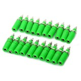 DIY Binding Post Terminals, Green  (20 Pcs in One Package, the Price is for 20 Pcs)