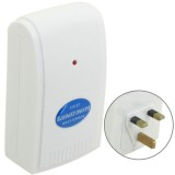 UK Plug Indoor Energy Saver Power Electricity Saving Experts Energy Save Equipment (White)