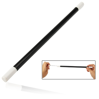 Party Magic Trick Joke Toy / Plastic Black Magic Wand