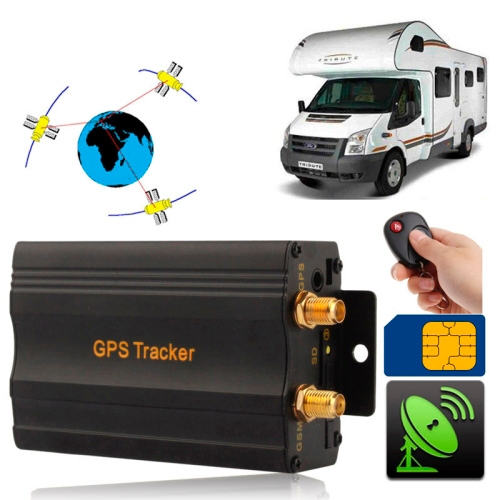 Gps Vehicle Tracking System Reviews >> GSM / GPRS / GPS Vehicle Tracking System with Remote Control (Cut off Oil and Circuit), Support ...