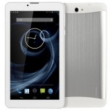 HSD-7035 4GB Silver, 7.0 inch Android 4.2.2 Tablet PC with 3G Function, RAM: 512MB, CPU: MTK6572 Dual Core 1.2GHz, Dual SIM (Silver)