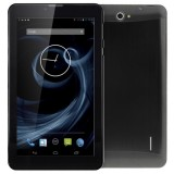 HSD-7035 4GB Black, 7.0 inch Android 4.2.2 Tablet PC with 3G Function, RAM: 512MB, CPU: MTK6572 Dual Core 1.2GHz, Dual SIM (Black)
