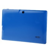 HSD-7082 Blue, 7.0 inch Capacitive Screen Android 4.0 Tablet PC with WIFI, Dual Camera, 360 Degree Menu Rotate, 512MB RAM + 4GB ROM, CPU: Allwinner A23 Dual Core, 1.2GHz