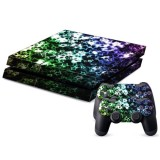 Star Pattern Decal Stickers for PS4 Game Console