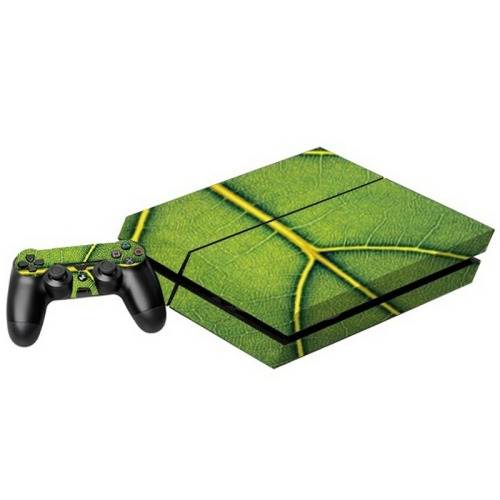 Leaf pattern decal stickers for ps4 game console alex nld for Ps4 hunting and fishing games