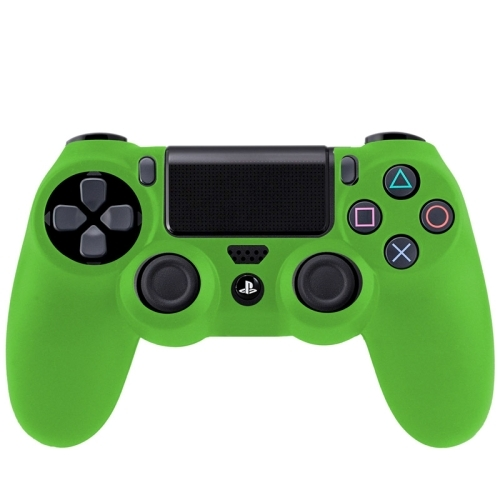 Flexible silicone protective case for sony ps4 game for Housse manette ps4
