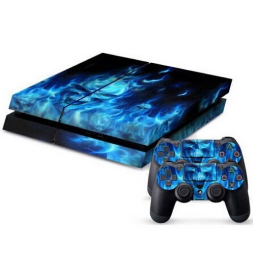 vinyl decal stickers for ps4 game console. Black Bedroom Furniture Sets. Home Design Ideas