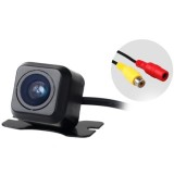 E313 Waterproof Auto Car Rear View Camera for Security Backup Parking, Wide Viewing Angle: 170 degree