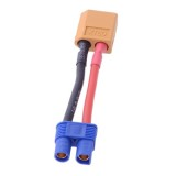 XT60 Male to Female EC3 Connector / Adapter