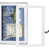 High Quality Touch Screen Digitizer Replacement Part for Samsung Galaxy Note 10.1 N8000 / N8010 (White)