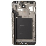 High Qualiay LCD Middle Board / Front Chassis, Replacement for Samsung Galaxy Note / i9220 (Black)