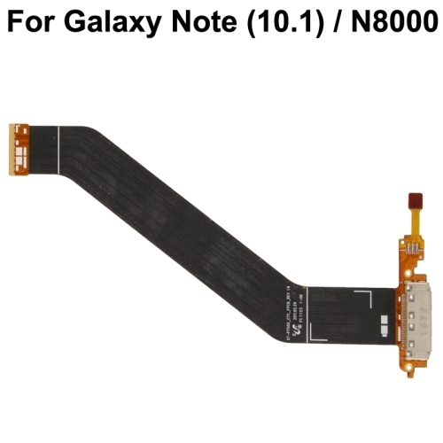 High Quality Tail Plug Flex Cable for Samsung Galaxy Note  (10.1) / N8000 / P7500