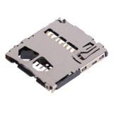 High Quality SIM Card Slot + SIM Card Connector for Samsung Galaxy S i9000 / i9003 / Galaxy Ace S5830 / S8300 / S7230 / Galaxy Tab P1000 / i9100