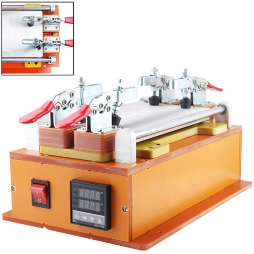 Touch Screen Panel LCD Separator Glue Disassemble Machine for iPhone / Samsung / HTC / Sony etc. Support LCD Panel Size: 20 cm x 11 cm  (AC 110 - 220V)