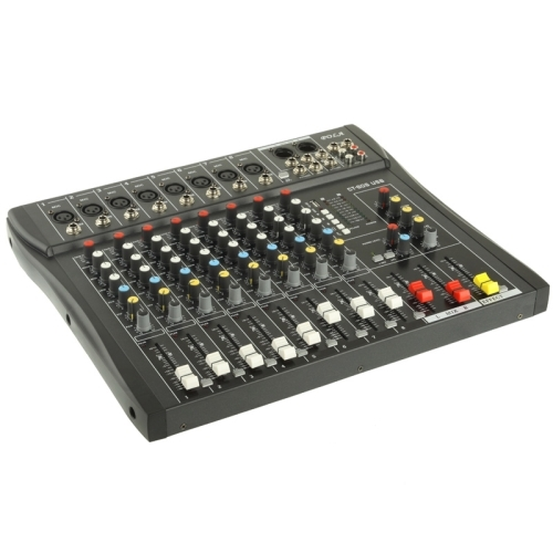 8 channels professional mixing console and aux paths plus effects processor alex nld - Professional mixing console ...