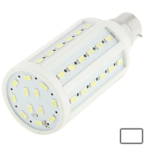 B22 13W White 60 LED SMD 5630 Corn Light Bulb, AC 220V