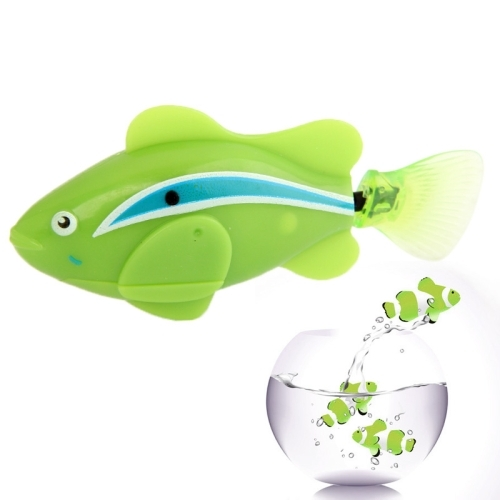 Robot fish electric pet fish toy size x x for Robot fish toy