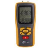 BENETECH GM510 LCD Display Pressure Manometer (Yellow)