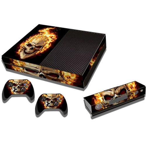 vinyl decal stickers for xbox one game console. Black Bedroom Furniture Sets. Home Design Ideas