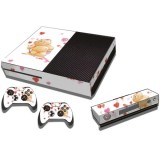 Vinyl Decal Stickers for Xbox One Game Console