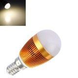 E14 3W Warm White LED Energy Saving Spot light Lamp Bulb 110-240V