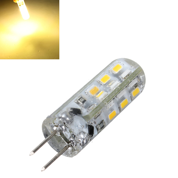g4 1 5w 165lm warm white 24 3014 smd led light bulb dc 12v. Black Bedroom Furniture Sets. Home Design Ideas
