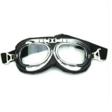 Motorcycle Scooter Cruiser Helmet Goggle Eyewear for Tanked