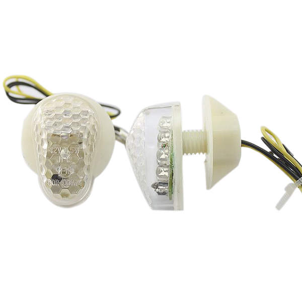 Pair of Motorcycle LED Indicator Turn Light for Yamaha