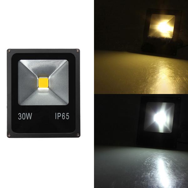 30w Whitewarm White Ip65 Led Flood Light Wash Outdoor Ac85 265v