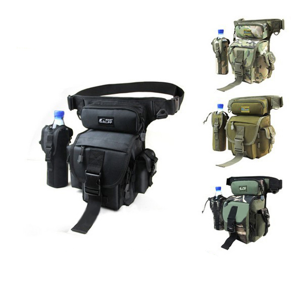 Canvas Fishing Bags Fishing Accessory Bags Multi-purpose ...