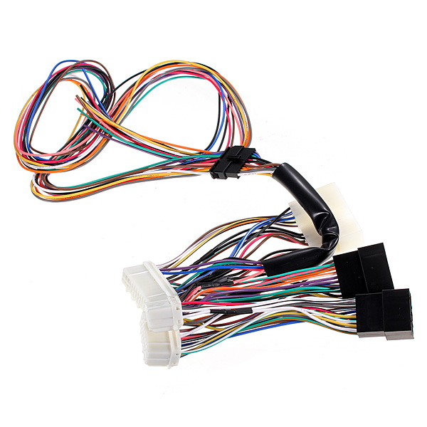 SKU108528 4 auto ecu conversion jumper harness obd0 to obd1 for honda acura obd0 to obd1 conversion harness at honlapkeszites.co