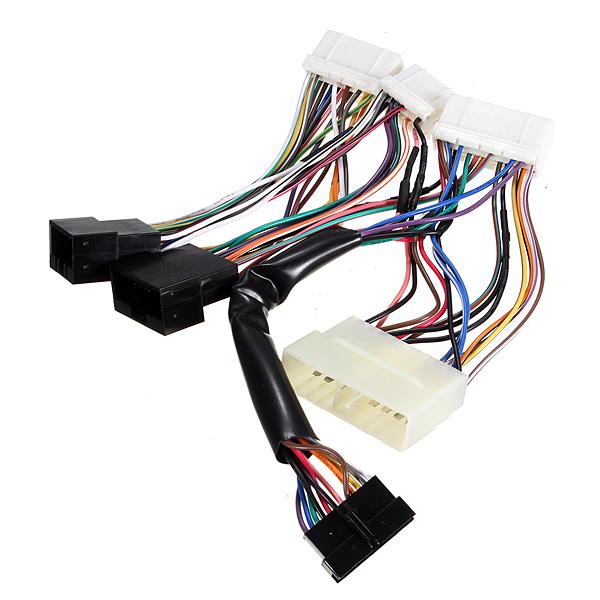 auto ecu conversion jumper harness obd0 to obd1 for honda