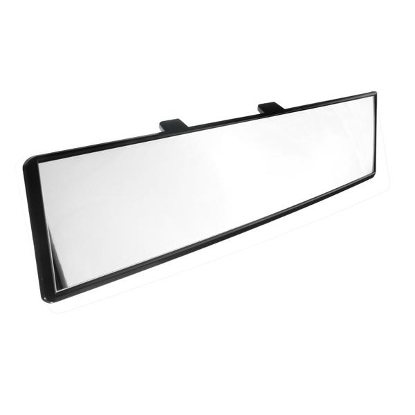 Car Truck 300mm Interior Rear View Mirror Anti Glare Flat
