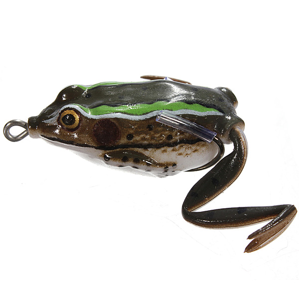 Crankbaits tackle baits ray frog fishing lures freshwater for Bass fishing tackle