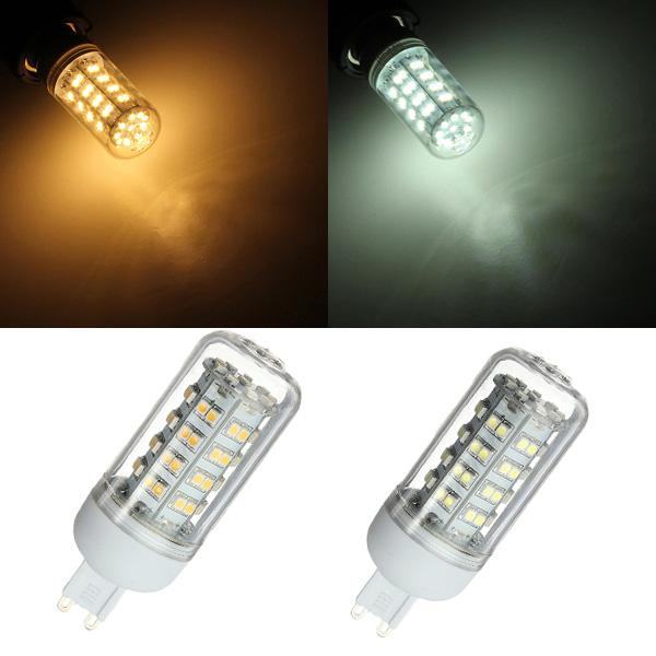 g9 5w 66 smd 3528 led high power spot down light lamp bulb. Black Bedroom Furniture Sets. Home Design Ideas