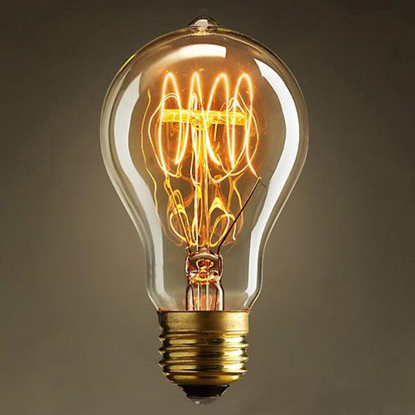Incandescent Bulb E27 40w 220v Retro Edison Style Light Bulbs Alex Nld
