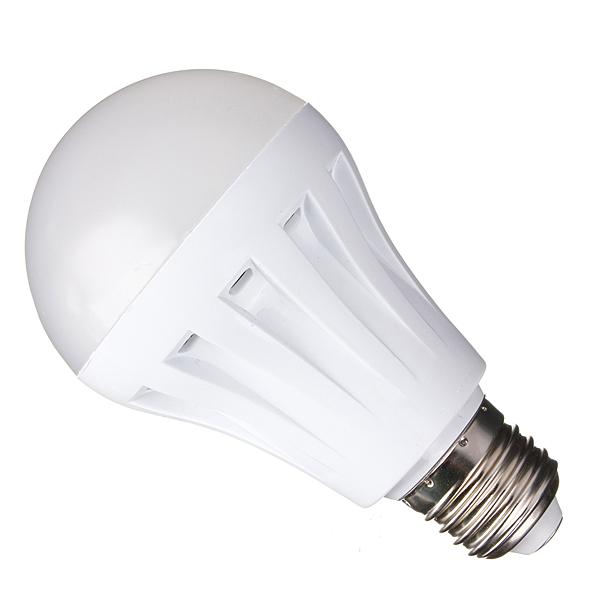 E27 7w 27led 3014 Smd Globe Bulb Light Lamp White Warm