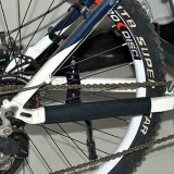 Bicycle Chain Protector Bike Care Stay Rear Posted Frame Guard Cover