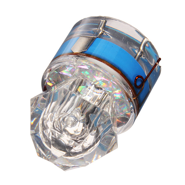 LED Fishing Light Deep Drop Underwater Diamond Flashing ...