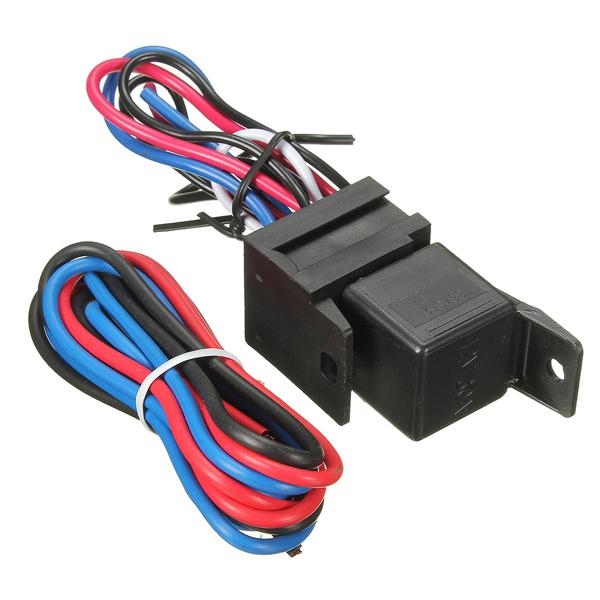 Ignition Switch Panel LED Toggle Engine Start Push Button ...