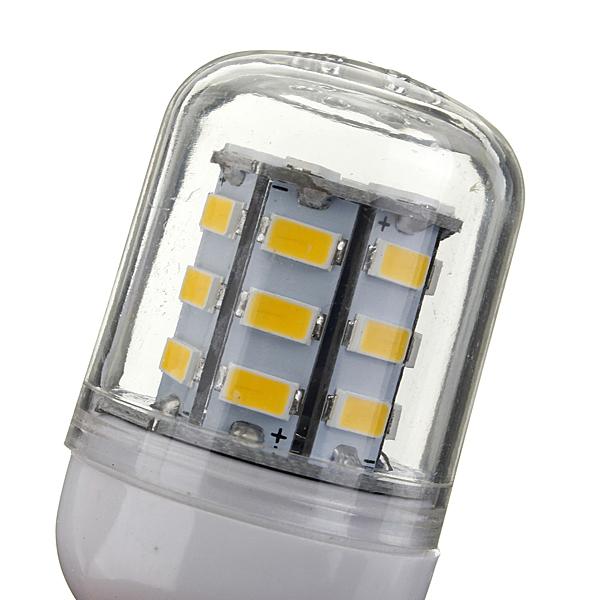 e14 4w white warm white 5730 smd 27 led corn light bulb 12v alex nld. Black Bedroom Furniture Sets. Home Design Ideas