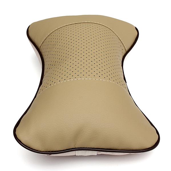 2PCS Breathe Car Auto Seat Head Neck Rest Cushion Headrest Pillow Pad