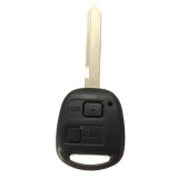 For Toyota Avensis Remote Key Repair Kit Switches Buttons Toy47