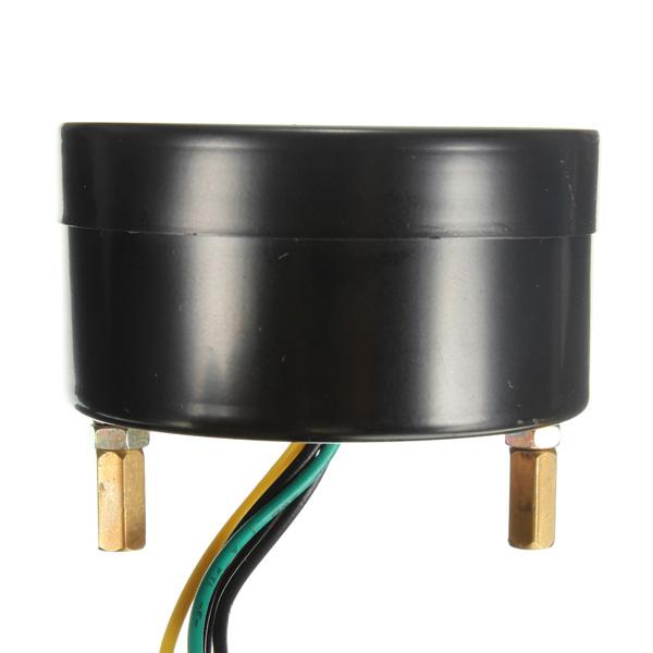 52mm Fuel Meter LED Digital DC12V Fuel Gauge For Car Motorcycle