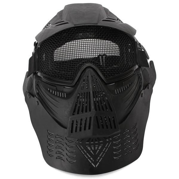 CS Tactical Protect Safety Gear Mask for Paintball Airsoft ... Paintball Gear And Protection