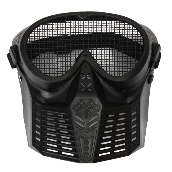 Resultado de imagen de Tactical Protect Safety Gear Mask for Paintball Airsoft Game