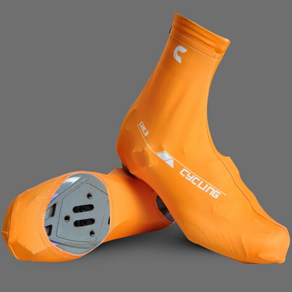 Motorcycle Riding Breathable Windproof Shoe Covers Zipper Overshoes
