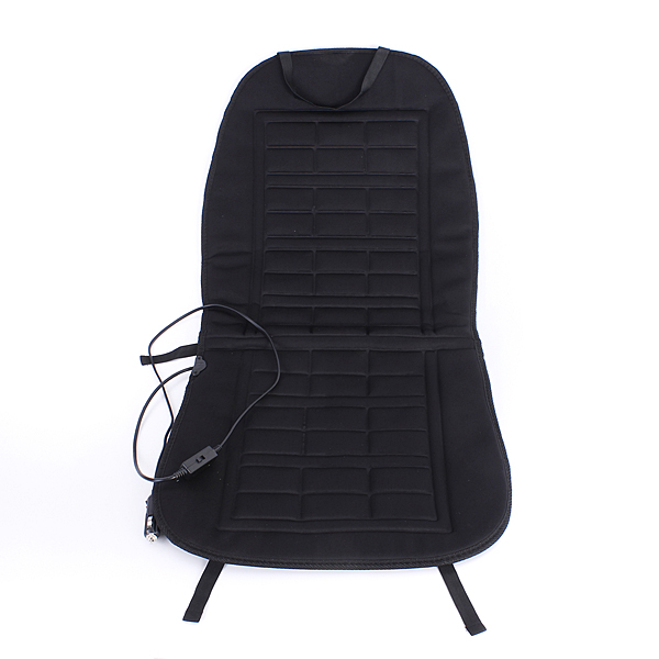 12v car front seat hot heater heated pad cushion winter warmer cover alex nld. Black Bedroom Furniture Sets. Home Design Ideas