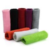 Sweatband Wristband Sports Wrist Wrap 6inch Badminton Yoga Tennis Band