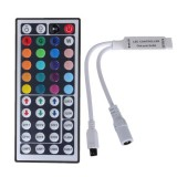44 Key Mini IR Remote Controller Control For 3528 5050 RGB LED Strip Light